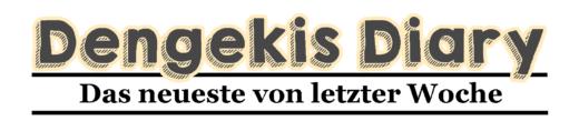 Dengekis Diary Logo