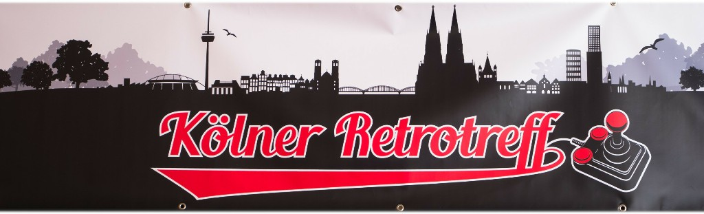 Kölner Retrotreff Banner