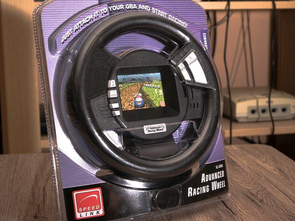 Advanced Racing Wheel 1