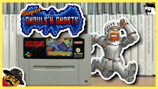 Super Ghouls'n Ghosts Restoration HACK
