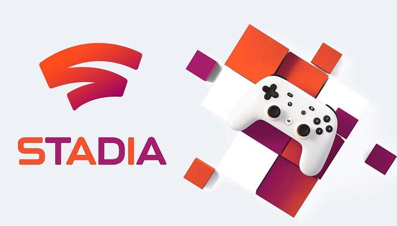 Stadia Logo & Controller