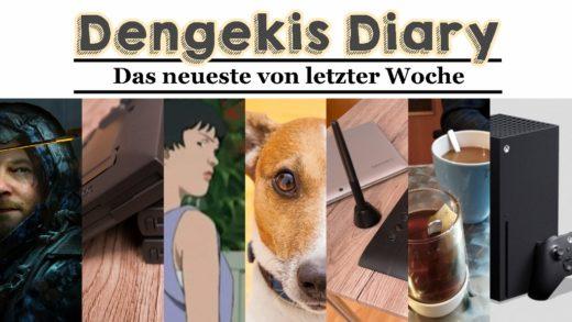 Dengekis Diary #08