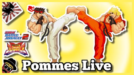 Sir Pommes VS. denNES danMAKU