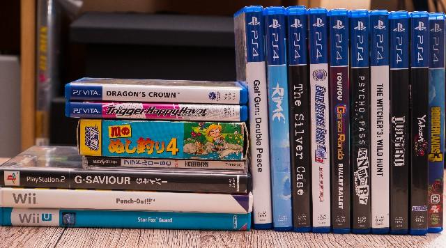 Spielekauf Dezember 2019