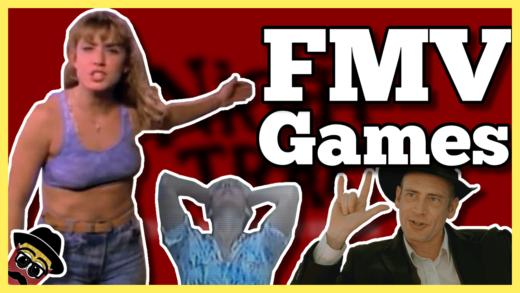 Full Motion Videogames