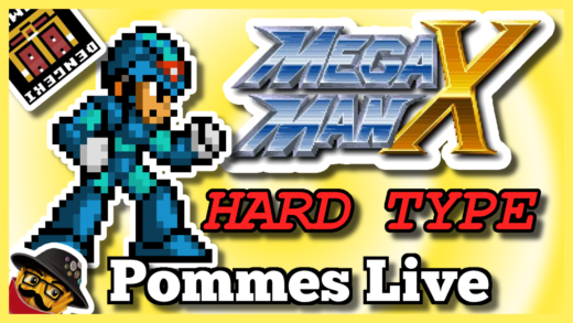 Mega Man X Hard Type