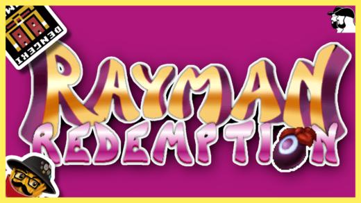 Rayman Remaster