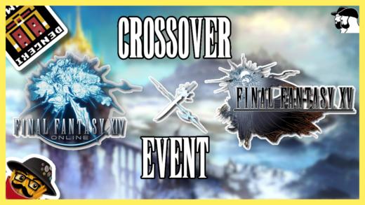 Final Fantasy XIV Crossover Final Fantasy XV Event